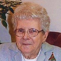 Agnes Amelia Wiegers