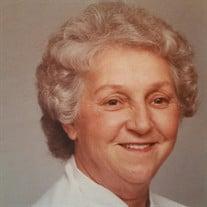 Josephine Agnes Johnson