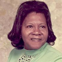 Mrs. Eva Mae Williams