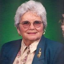 Gwendolyn Rose Duncan Ward