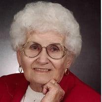 Mrs. Evelyn Virginia Davis