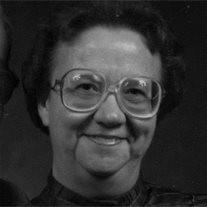 Barbara Louise (Franks) Causey