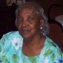 Mrs. Lillie Mae Thomas - Toussaint