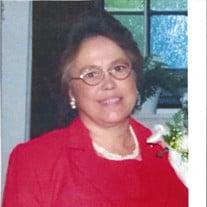 Mrs. Martha Sue Weems