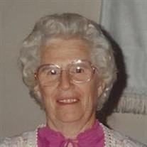 Evelyn M Harrington