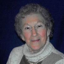 Evelyn Mae Spaur