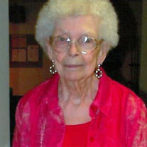 Clarice Ann Gordon