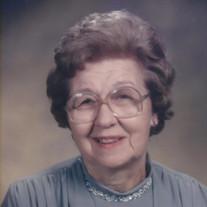 Wilma F. Meyer