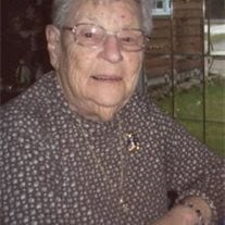 Mrs. Victoria Ida LaClair Titus