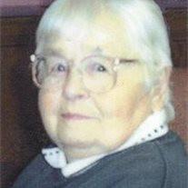 Mrs. Madeline E. Peets