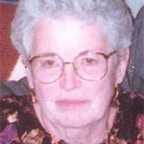 Mrs. Louella Thibeault Clark