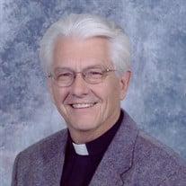 Pastor David Lloyd  Rushton