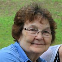Betty Lorane Booth