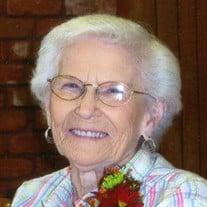 Nettie Lorraine Copenhaver
