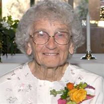 Dora  Marjorie Hodgson