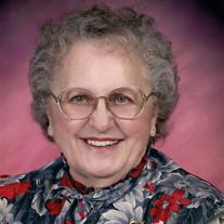 LaVerne Alice Laesch