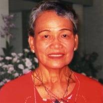 Pacita Somera Lopez