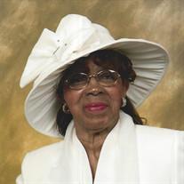 Mrs. Naomi Jackson