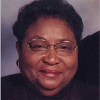 Mrs. Willie Louise Gothard