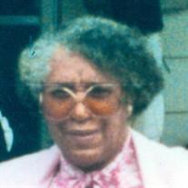 Mrs. Virginia Tharpe Wilkins