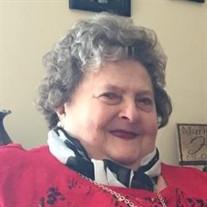Peggy Jane Burnett
