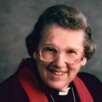 Mrs. Agnes Douglas Kuentzel