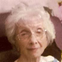 Mrs. Margaret D. Bradbury
