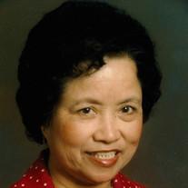 Mrs Woo Lau Tam
