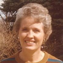 Maxine Doris Tamlin
