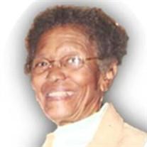 Mrs. Addie B.  Reese