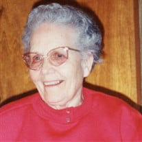 Mrs. Grace B. Irwin Williams