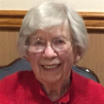 Margaret Holbrook Davis