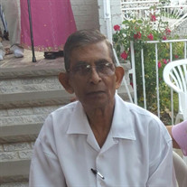 Mr.  Dindial Persaud
