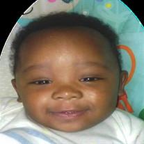 Baby Kristian Carson James