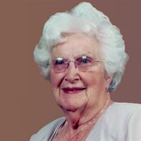 Marjorie M.  Bristow