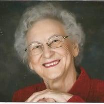 Anna Elizabeth Ervin