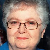 Mrs. Gladys Eleene  Keenum Green