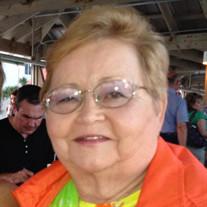 Janet Mae Waters