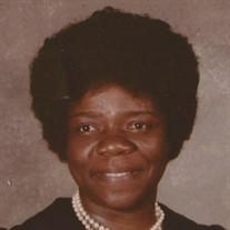 Pastor Georgia Butts