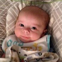 Infant Hudson Ray Hutchins