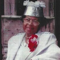 Missionary Lela Mae Brown