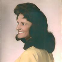 Nadine June Gouge