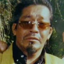 """Mr. Samuel """"Sammy"""" Gutierrez"""