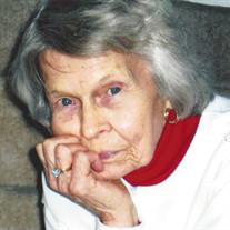 Ellen Ruth Manning
