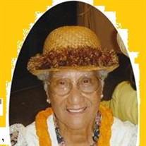 Mathilda Makakoa Adolpho