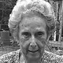 Margaret W.  Bolash