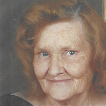 Mary Wilma Walls Christie