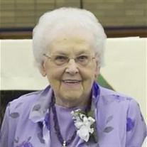 Joan E Thornton