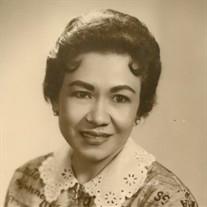 Mrs. Rosa Malonso