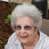 Catherine Ann Meisburger